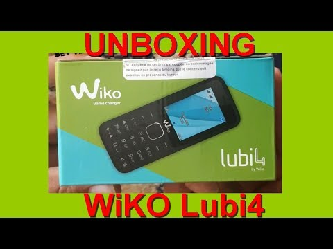 Unboxing Wiko lubi4 | Mobile Unboxing | Set Tech