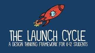 The LAUNCH Cycle: A Design Thinking Framework for Education
