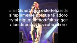 LO ERES TODO  - JENZY (LOS DEL SUR) NUEVO 2012