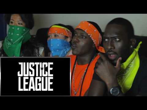 Justice League (Special Comic Con Footage) Reaction