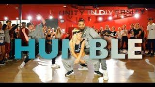HUMBLE by Kendrick Lamar - Choreography by @NikaKljun