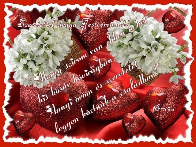 születésnapi idézetek nővéremnek Drága Testvéremnek! Sok Boldog születésnapot!   YouTube