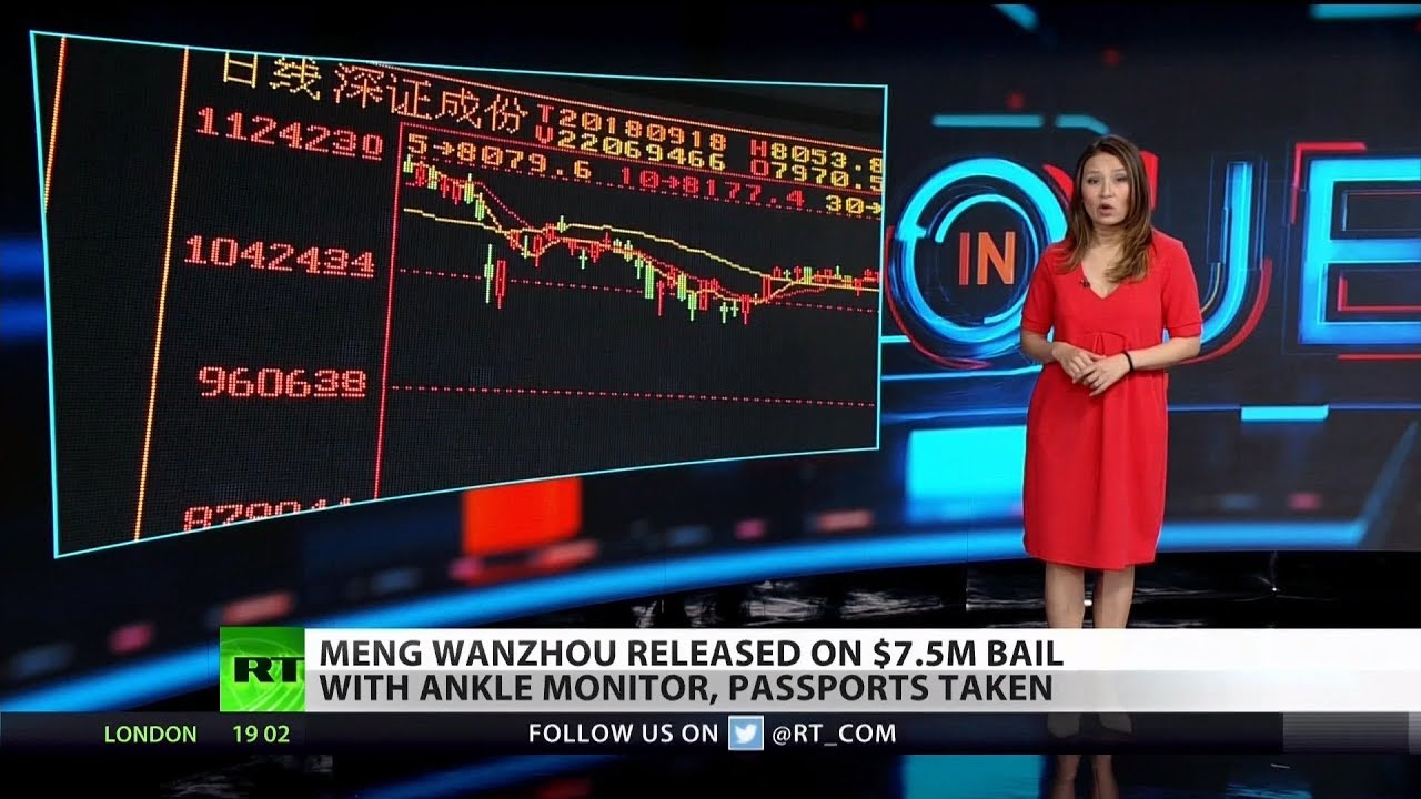 Meng Wanzhou Is Out On Bail