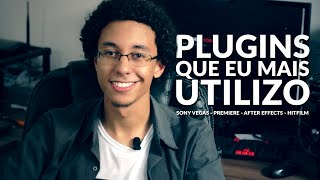 PLUGINS para SONY VEGAS, ADOBE PREMIERE e AFTER EFFECTS: O que eu mais uso para EDITAR