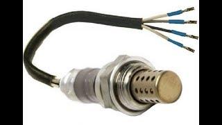 Кислородный датчик (Лямбда-зонд ) обрыв провода  TOYOTA PASSO загорелся чек код ошибки P0136