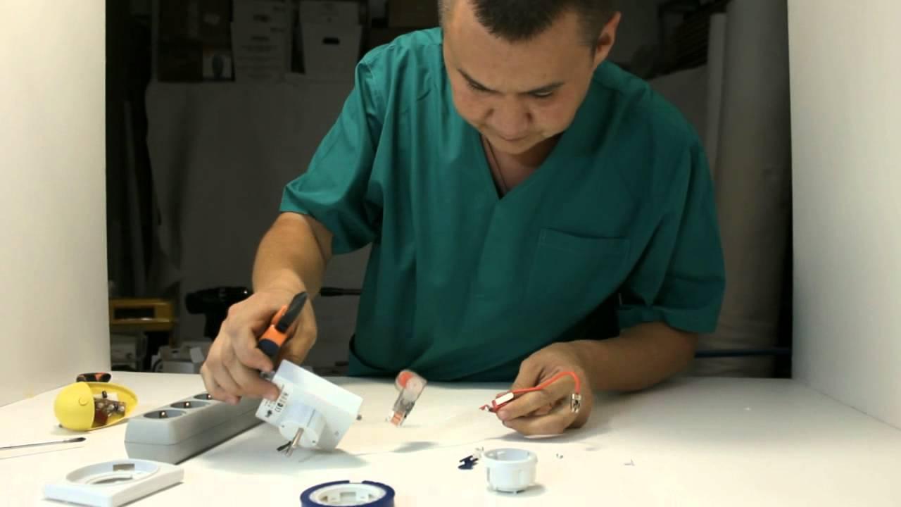Механический кухонный таймер из Китая с AliExpress - YouTube