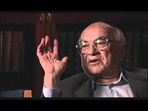 Milton Friedman / Rose Friedman 2003 Interview - Free to Choose / Power of Choice