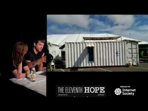 The Eleventh HOPE (2016): Hacking Housing