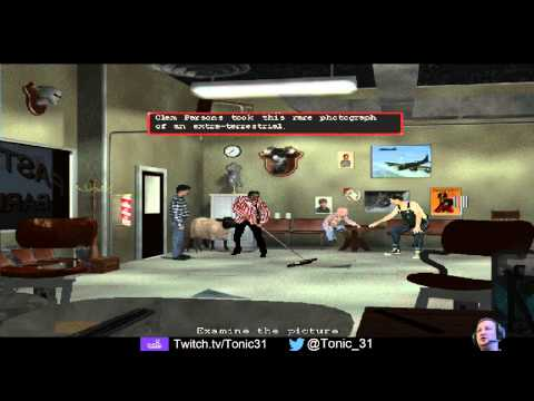 Harvester Episode 3: Alien Hunting Blind from YouTube · Duration:  19 minutes 44 seconds