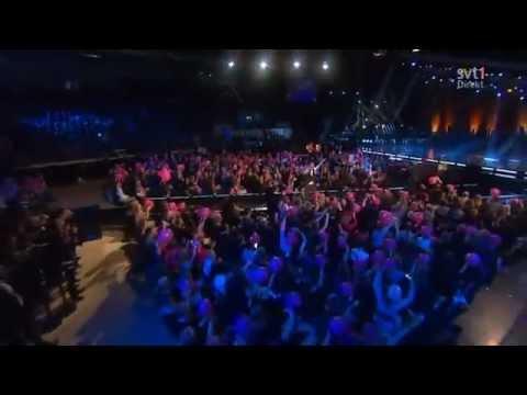 David Lindgren  Skyline Melodifestivalen 2013