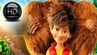 БИГФУТ МЛАДШИЙ / THE SON OF BIGFOOT: Official Trailer 2017 (Animation Movie HD)