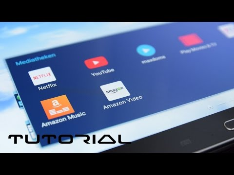 Amazon Prime instant Video App auf Android Tablet oder Smartphone installieren - Tutorial