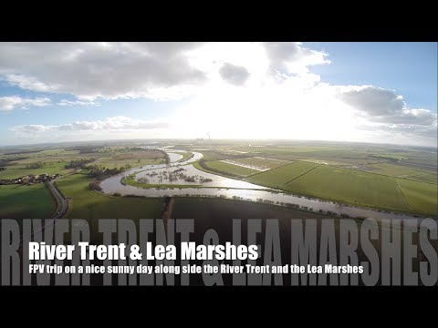 River Trent & Lea Marshes