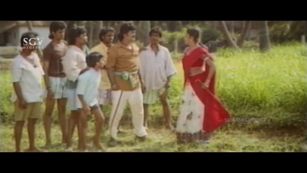 ಯಾವನೋ ಈ ದನಗಳನ್ನ ನಮ್ಮ ಹೊಲದಲ್ಲಿ ಬಿಟ್ಟಿರೋದು   Jaggesh   Comedy Scene   Pattanakke Banda Putta