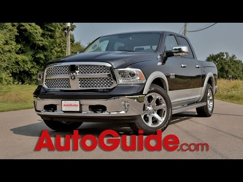 2014 RAM 1500 EcoDiesel 3 0L Engine: Everything You Ever
