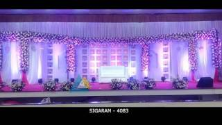 Grand Wedding Decoration At Bkn Auditorium, Purasawalkam, Chennai