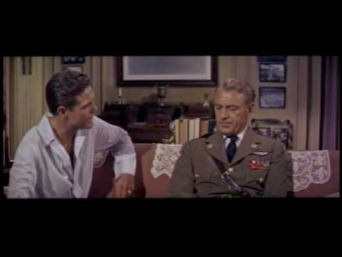 Jack Lord in The Court Martial of Billy Mitchell (1955)