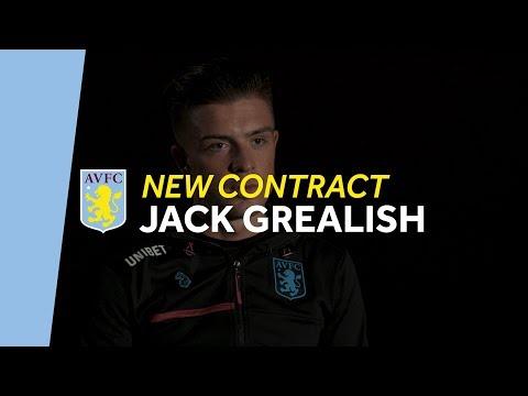 New contract | Jack Grealish