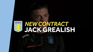 New contract | Jack Grealish