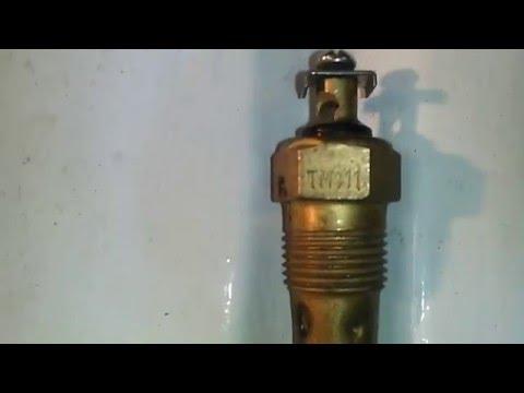 Замена датчиков ОЖ и масла ГАЗ 3110