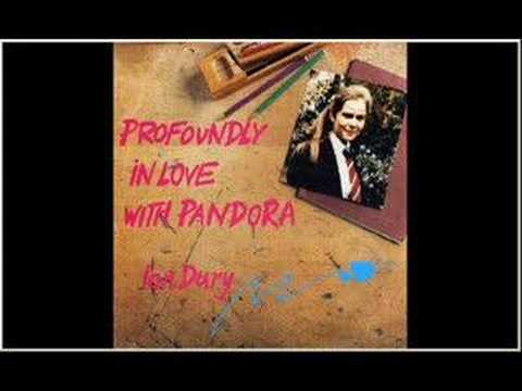 Ian Dury - Profoundly In Love With Pandora.