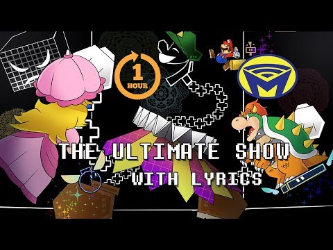Dimentio - The Ultimate Show ONE HOUR With  - Man on the Internet