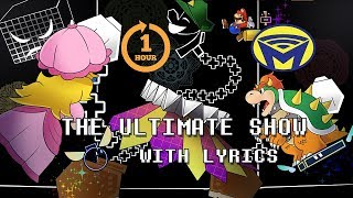 Dimentio - The Ultimate Show ONE HOUR With Lyrics - Man on the Internet