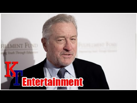 Multimillionaire Robert De Niro slams 'rich,' 'spoiled' Trump at charity event