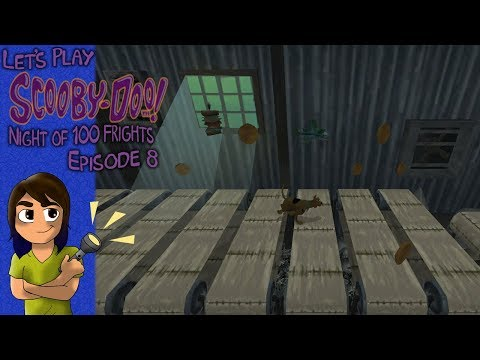 Traumatic Memories!    Part 8   Let's Play Scooby Doo: Night of 100 Frights