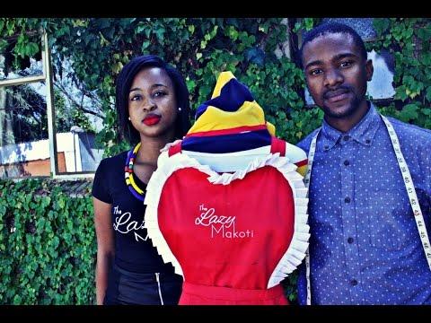 The Lazy Makoti: Trailblazer now...