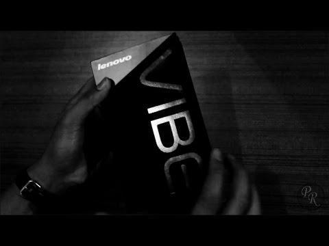 [UNBOXING] Lenovo Vibe Z2 Pro