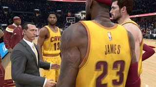 NBA Live 15 first gameplay on Xbox One