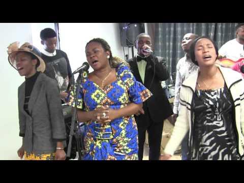 Ni wewe tuu wakuabudiwa  Worship led by Pas  Faustin Kibukila