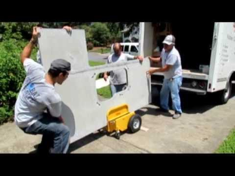 Granite Express Installer Cart And Dolly Youtube