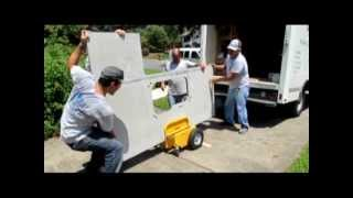 Granite Express Installer Cart And Dolly