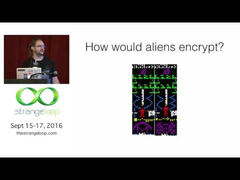 """Frontiers in Cryptography"" by Tony Arcieri"