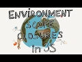 Environment, Scope and Closures in JS / Intro to JavaScript ES6 programming, lesson 16