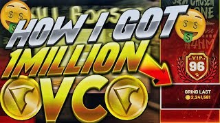 HOW TO GET 1 MILLION VC - NBA 2K19