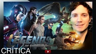 Crítica Legends of Tomorrow Temporada 1, capitulo 15 Destiny (2016) Review