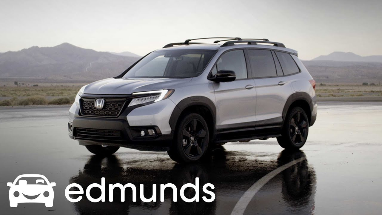 Like The Honda Pilot But Don T Need 3 Rows Check Out The New Honda Passport First Look Edmunds