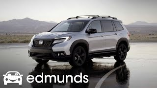 Like the Honda Pilot but Don't Need 3 Rows? Check Out the New Honda Passport | First Look | Edmunds