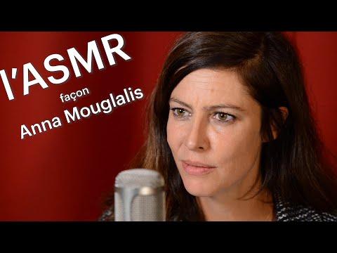 Anna Mouglalis se lance dans l'ASMR