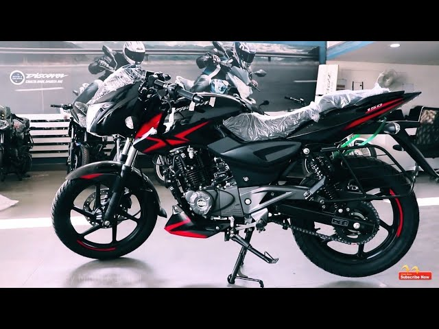 New Pulsar UG6 2019 with Engine Cover & ABS