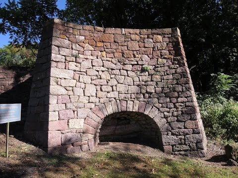 The Cornwall Iron mines and furnace