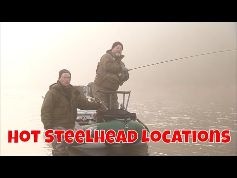 Hot Steelhead Destinations | Ontario