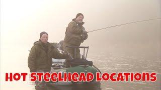 Hot Steelhead Destinations | Ontario