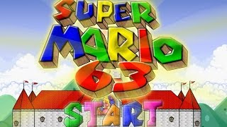 Super Mario 63 (PC Gameplay) [Newgrounds]
