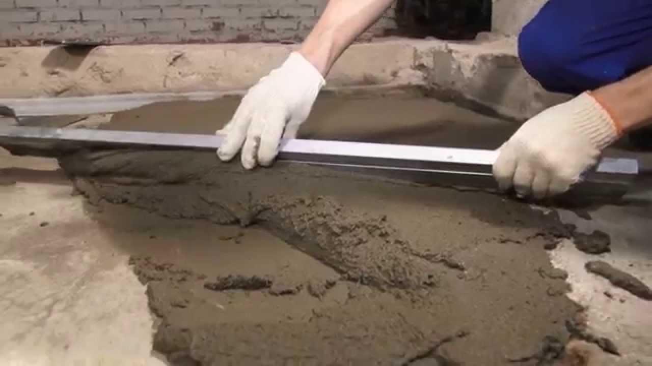 ровнители бетона