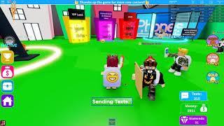 Mesajlaşma Ustası | Roblox texto Simulator