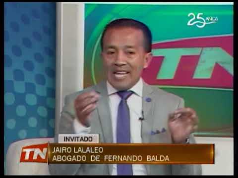 Jairo Lalaleo